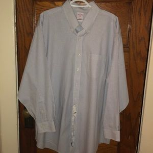 Brooks Brothers button-down dress shirt